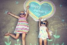 Fathers Day / Fun ideas to celebrate Fathers day at home and in a classroom, including decoration, learning, crafts and art projects.