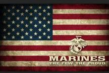 Military / My son is a United States Marine! / by Shelli Ashby