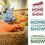 KC Home Shows / The Johnson County Home + Remodeling Show, Johnson County Home + Garden Show, and KC Remodel + Garden Show are three of Missouri's largest consumer events featuring exciting retailers, celebrities, and thousands of new products for your home + garden.