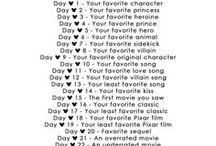 30 Day Disney Challenge!