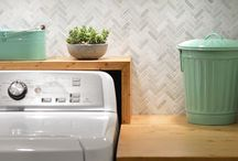 The Home | Laundry Room
