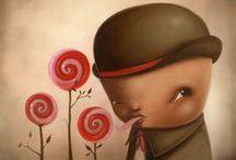 Pop Surrealism & Lowbrown