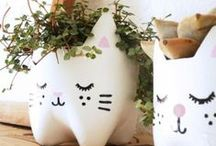Crafty Cat / Cat-themed DIY crafts, activities, and projects for cats and their humans!
