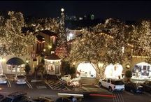 Holiday Light Displays in Dallas / Fort Worth / Where to find the best Christmas lights in D/FW.