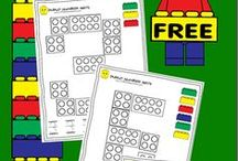 Educational Freebies / Free learning resources available to download, print and use for an early learning (tot school, preschool, pre-K, kindergarten, grade school).