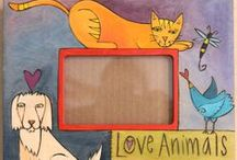 Love Animals / Animal and pet theme