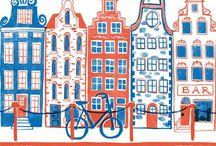 Amsterdam - Rotterdam / Travel Amsterdam Rotterdam