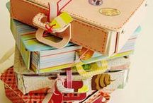 DIY Paper boxes / by Rietje de Jong