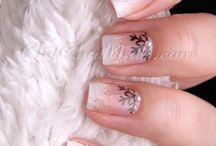 NAIL ARTS!!! / Nail arts which are simple  and i can make