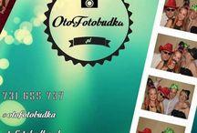 www.otofotobudka.pl / OtoFotobudka - fotobudka na Twoją imprezę. To budka, która robi zabawne zdjęcia i natychmiast je drukuje. Wyzwala dobrą energię i uśmiech na twarzy. Zapraszamy do współpracy!