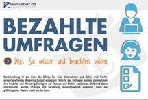Geld verdienen von zu Hause aus / Wie man schnell Geld verdient? Heimarbeit.de stellt Verdienstmöglichkeiten vor, die von Zuhause via Internet aber auch Offline möglich sind.