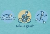 Gotta Tri / Triathlon. Swim. Bike. Run. Motivation. Inspiration. Ironman.  / by Melissa W