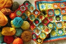crochet / by Jane Brunner
