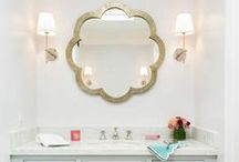 Bathroom Ideas / by Tiffany Lane