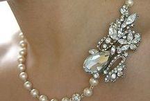 Pearls & Diamonds, oh my! / Breathtaking pearls...