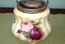 Vintage Biscuit Jars / by Ruth G
