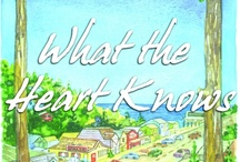 What the Heart Knows / Book One - The Milford-Haven Novels, a California Coastal Saga. Artist Miranda Jones senses something is missing. While her head told her success in a big city was what she wanted, her heart told her a simpler life in a small community would feel like home. Now that she's moved, deeper questions surface: What does her heart know that her head keeps ignoring?