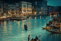 Italia / by George Terry Mckinney