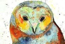 Lalli's owls