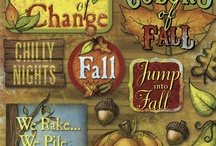 I Love Fall Best of All / by Jamie Monteith