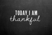 Gratitude Attitude / Gratitude and thankfulness should be celebrated all year 'round, not just Thanksgiving! Pin any quotes, stories, or images that fit this theme and let's spread the *attitude of gratitude* around!