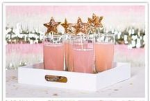 Celebrate. / food & decor ideas for parties