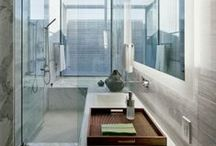 """Bathroom Ideas / Search for your perfect bathroom in this beautiful """"Bathroom Ideas"""" collection."""