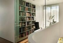 """Home Office Ideas / Search for your perfect home office in this beautiful """"Home Office Ideas"""" collection."""