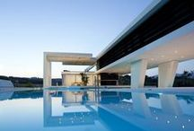 """Swimming Pool Ideas / Search for your perfect swimming pool in this beautiful """"Swimming Pool Ideas"""" collection."""