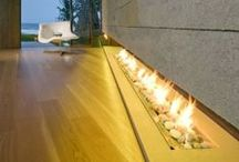"""Fireplace Ideas / Search for your perfect fireplace in this beautiful """"Fireplace Ideas"""" collection."""