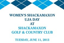 Women`s Shackamaxon UJA day, June 11, 2013 / A morning of golf and camaraderie hosted by Shackamaxon Golf & Country Club in support of the 2013 United Jewish Appeal Campaign of Jewish Federation of Greater MetroWest NJ.