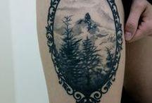 Tattoos / by Linda Nissen
