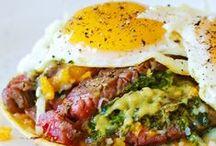 Food: Breakfast / by Linda Nissen