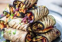 Food: Vegetarian / by Linda Nissen