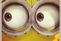 For the Love of Minions / Minions 'a plenty / by Wendy Harris May
