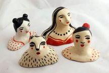 My ceramics / ceramic works