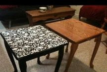 DIY Furniture Makeovers / Let's give old and unloved furniture pieces a second chance and a new life.