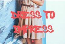 Dress to impress - RE ARMA DE INVIERNO  / Looks realizados con prendas de nuestras últimas colecciones F/W con 50% OFF! Votá tus looks preferidos para obtener descuentos extras durante el fin de semana. / by Bellmur