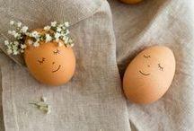 Time to party ► Pasqua / E' il momento più dolce dell'anno! Date sfogo alla vostra creatività per realizzare dolcetti e decorazioni...la dieta può aspettare ;-)
