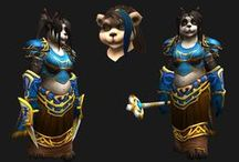 WoW Transmog Ideas / by Whitney Sivill