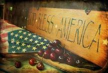 God Bless America!! / by Sherry Shaffer