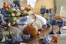 Thanksgiving / Thanksgiving tables, decor, recipes, ideas for kids.