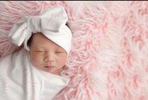 Newborn Poses. / Pose ideas for birth & newborn photography.