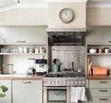 Kitchen Inspiration / The kitchen is the heart of the home they say.