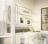 Bedroom Inspiration / Sweet dreams...