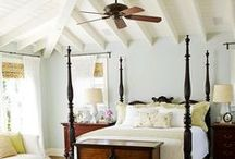 AG Master Bedroom / British Colonial feel, Coastal Traditional without feeling too themey
