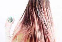 Hair dye / I wish my hair was cool