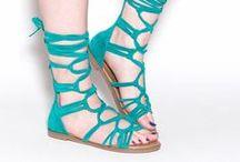 Shoes - Leg Wraps & Ghillie