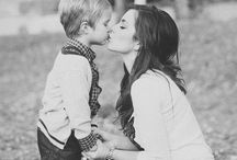 Mom & Son Poses.