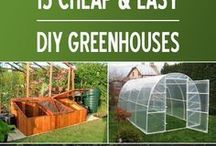 Greenhouses etc